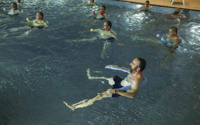 Aquafit exklusiv für Männer