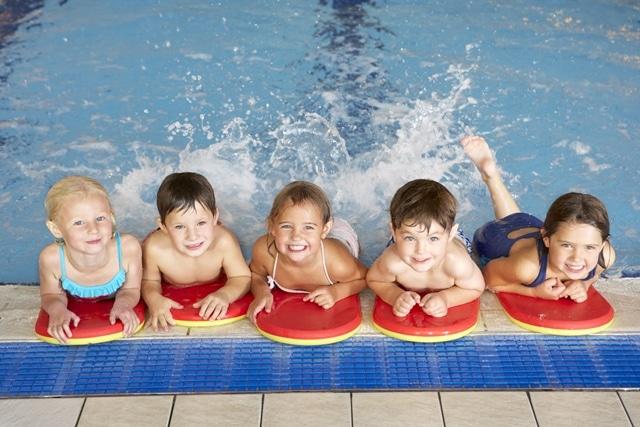 Kinderschwimmkurse Kinder ca. 4 – 10 Jahre