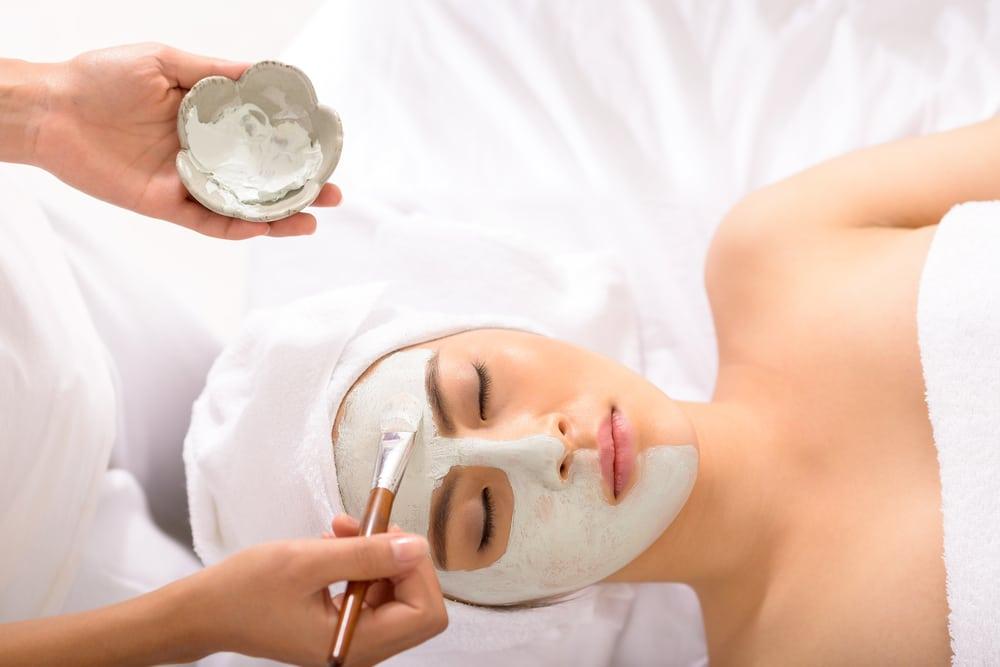 Gutschein für Kosmetikbehandlung