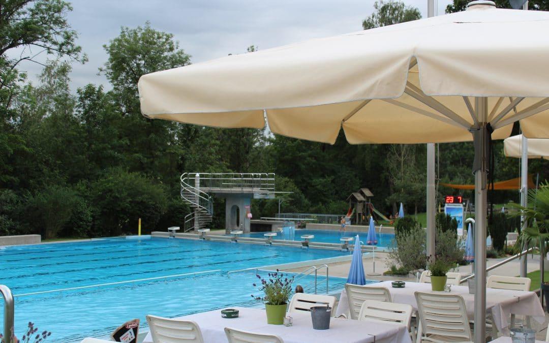 Sommersaison-Eröffnungsapéro  10. Mai 2019  Freibad Weierwise