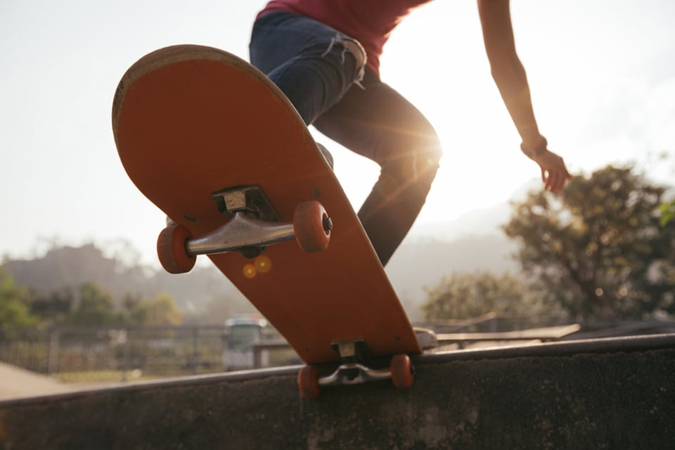 Einweihung Skatepark Wil 4. Mai