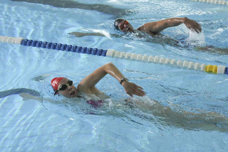 Aquafit und Schwimmkurse für Privatpersonen und Gruppen