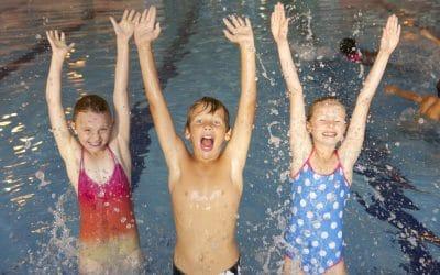 Intensivschwimmkurse Kinder 5–10 Jahre