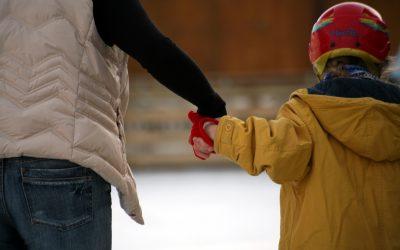 Angebot Eissport für «KIDDIES» mit einem Elternteil